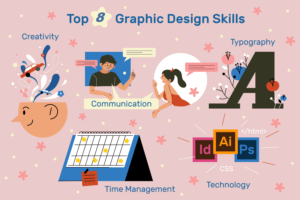 The 8 Skills You Need to Become a Graphic Designer